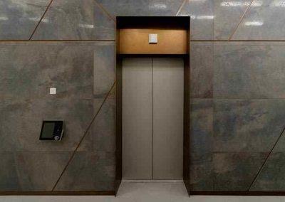 20 Farringdon Street Lift Opening
