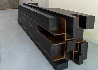 20 Farringdon Street Reception Desk