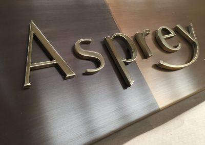 Asprey Sample
