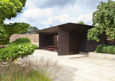 Bronze Pavilion