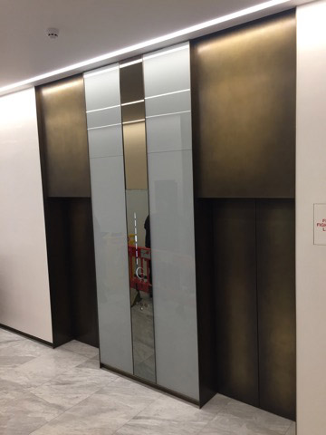 Portman Square Lifts