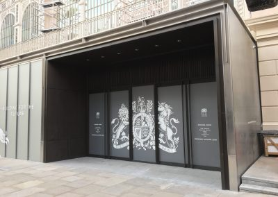 Royal Opera House Doorway