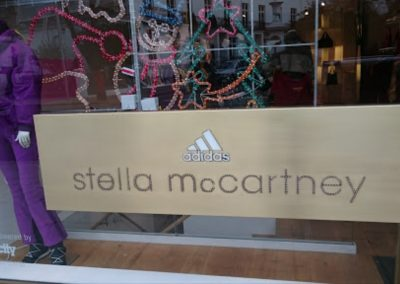 Stella McCartney Shopfront